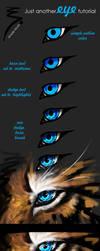 eye tutorial by MEJ0NY