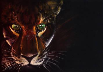 Jaguar by MEJ0NY