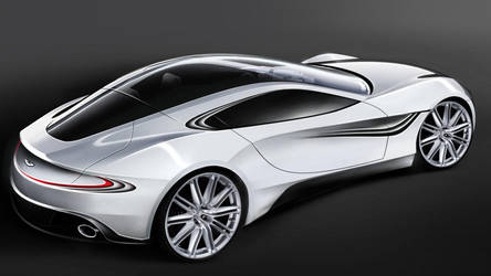 aston martin DB10-concept by Thorsten-Krisch