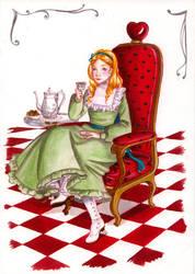 Would you like a cup of tea? by Emi-Hotaru