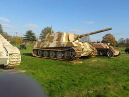 Jagdtiger Tank Destroyer by Legate47
