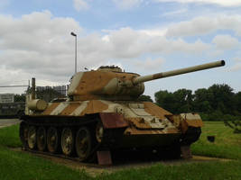 T-34 by Legate47