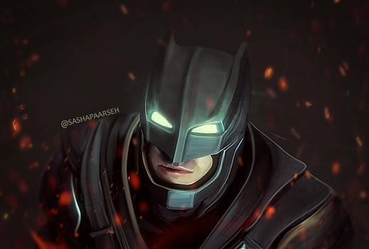 Batman  by sashapaarseh