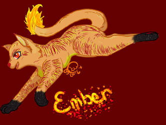 Ember by TheFoxNamedSnow