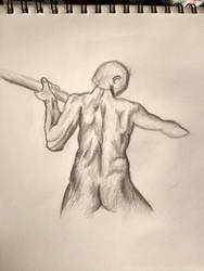 figure drawing practice by randyjackson20