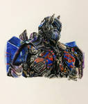 Optimus Prime by MattWArt