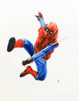 Spider-Man: Homecoming by MattWArt