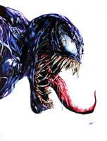 Venom by MattWArt