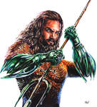Aquaman by MattWArt