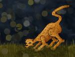 Cheetah by iceiwynd