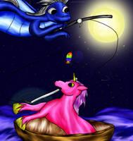 Teh Collab With Teh Rainbow by iceiwynd
