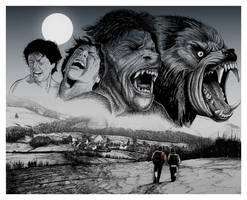 Beware the moon by mrmarkchilcott
