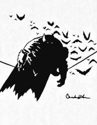 The Batman by bracecomix01