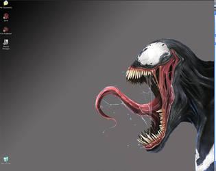 venom wall by TheLatchinDuke