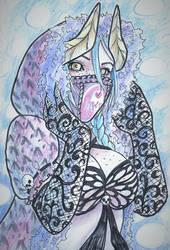 A Cold Whisper by GreenAngel5