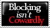 Stamp: Blocking by 1996naruto