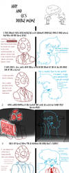 OC Double w/ Kosmiika   meme by mister-eeg
