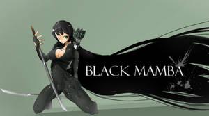 Black Mamba by monkingjonathan