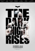 The Dark Knight Rises poster 3 - BANE by garrettrussell