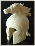 Horse by hadasaugh-sculpt