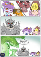 The Dragon Trainers by mickking