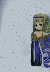 Radiant Historia Character by ElIlustrador