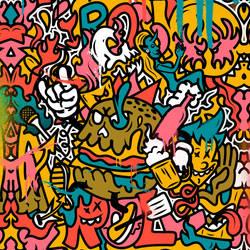Crazy Party by ElAsmek
