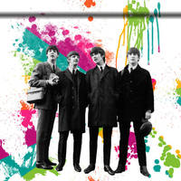 THEBEATLES by imaginestrawberries