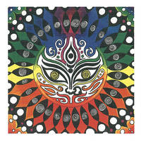 Durga Mandala Blotter by ChaoticatCreations