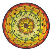 Mabon Mandala - Pagan Series by ChaoticatCreations