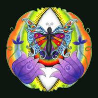 Butterfl-EYE by ChaoticatCreations