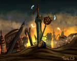 Final Fantasy X - To Zanarkand by TaraOBerry