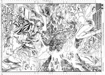 Argo 5 Page Dupla Pencil Low by marcioloerzer