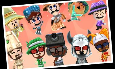 My Awesome Miitopia Team by josephjoewhitaker