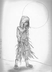Desert Dweller by blackstar707