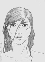 Portrait: Erryn Zeritas by blackstar707