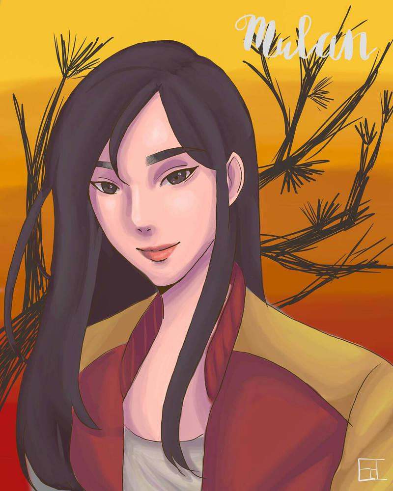 Mulan  by XxMangaku06xX