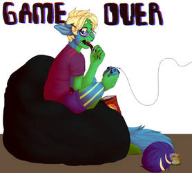 GAME OVER by JelloStone