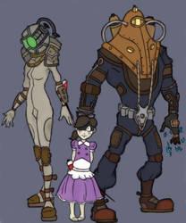 The Bubble Family by narutobakasan