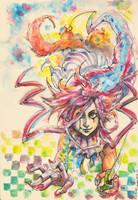 Rainbow Fury by Laureth-dk