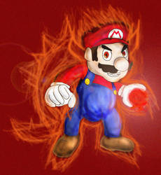 Mario: Beast Within by Malion