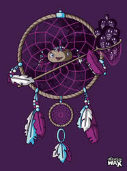 Dreamcatcher by recycledwax