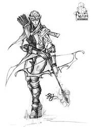 archer by Pandarice