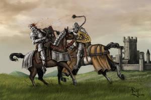 knights by Pandarice