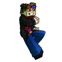Minecraft Avatar - AlecPloof (HappyCreepers by GoldSolace