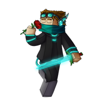Minecraft Avatar - NaviaSkies by GoldSolace