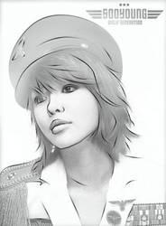 Soo young by HeinekenLuv143