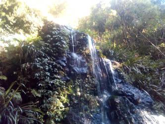 Waterfall 4 by TobyOneKenobiTK