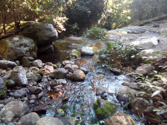 Creek 1 by TobyOneKenobiTK