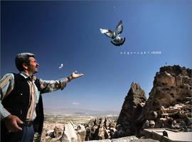 Pigeoner Mustafa by oscarsnapshotter